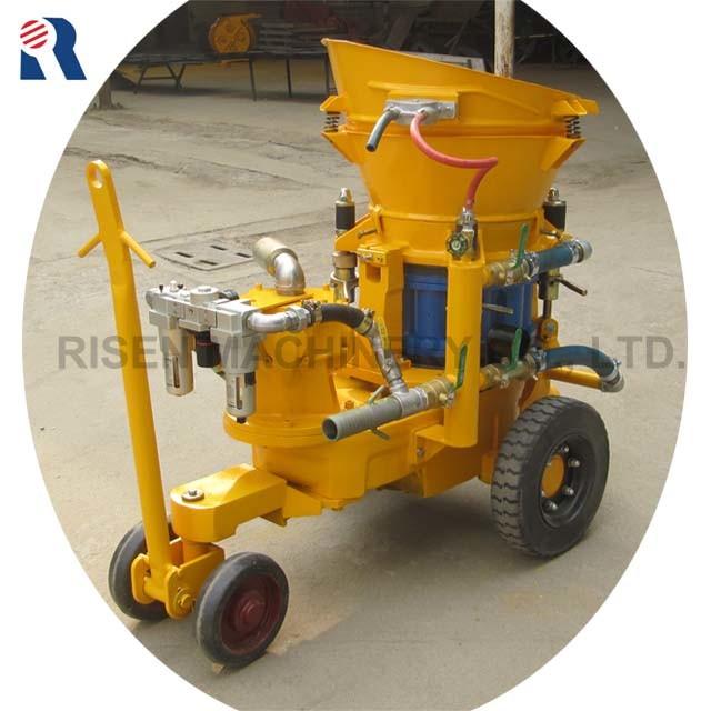 Air Driven Sprayed Concrete Machine - Concrete Spraying Machine