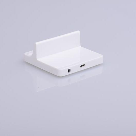 Universal White Desktop Charge Cradle Docking Station for Samsung Tablet
