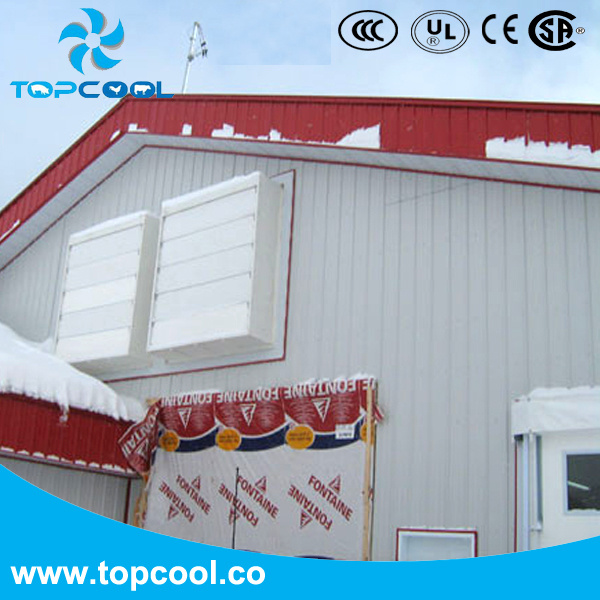 """High Efficiency Exhaust Box Fan 72"""" for Agriculture Application"""