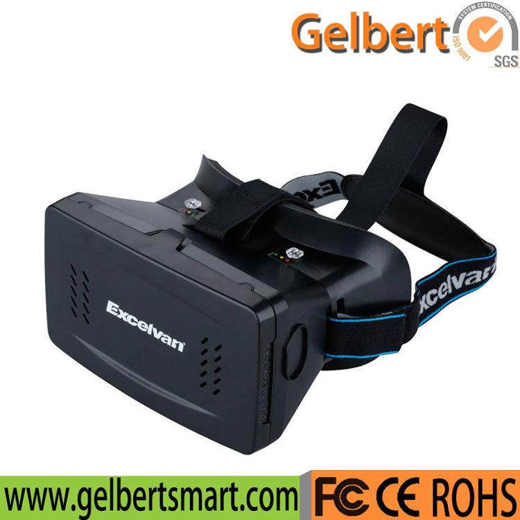 Universal Video Glasses 3D Headset Vr Box for Smart Phone