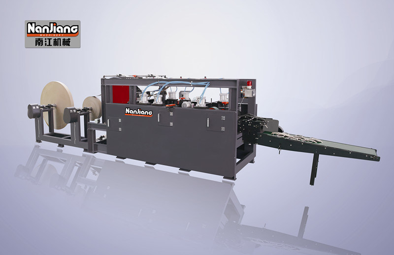 Paper Handle Making Machine (WFD-100)