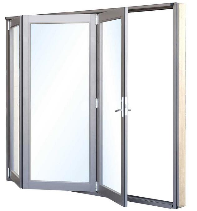 Making Accordion Glass Doors : ... Standard Accordion Folding Doors Aluminium Folding Glass Doors