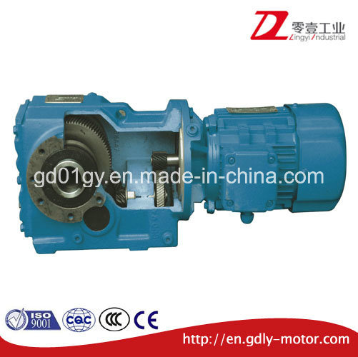 K Helical-Bevel Gear Reducer