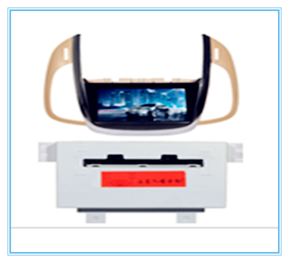 Car Accessories for Buick New Lacrosse with GPS
