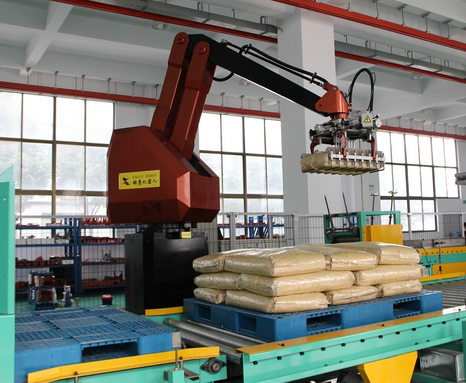 Bag Palletizing Robot (XY-130) Robotic Palletizer