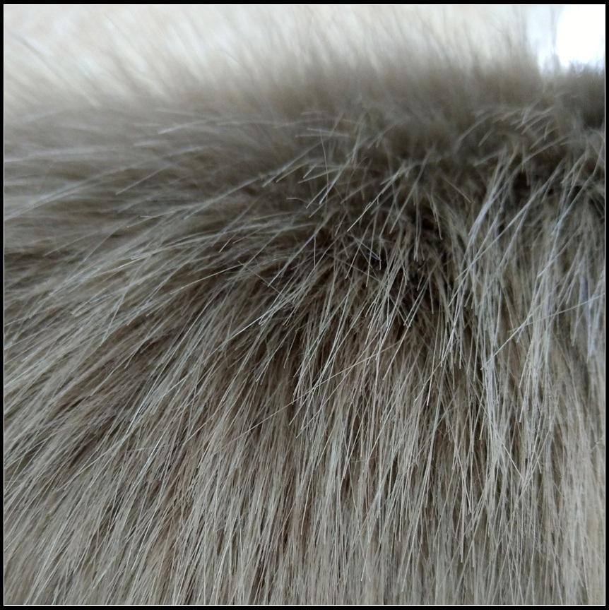 Long Wool Long Pile Faux Fur Fabric