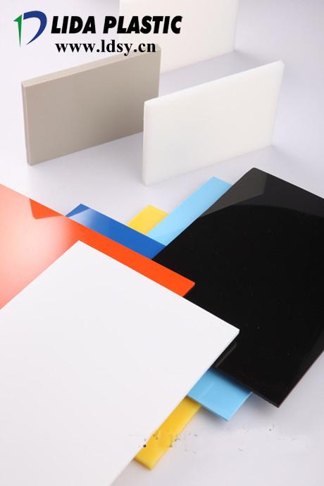 PVC White Sheet-LIDAB