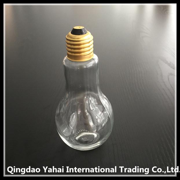 110ml Light Glass Storage Bottle
