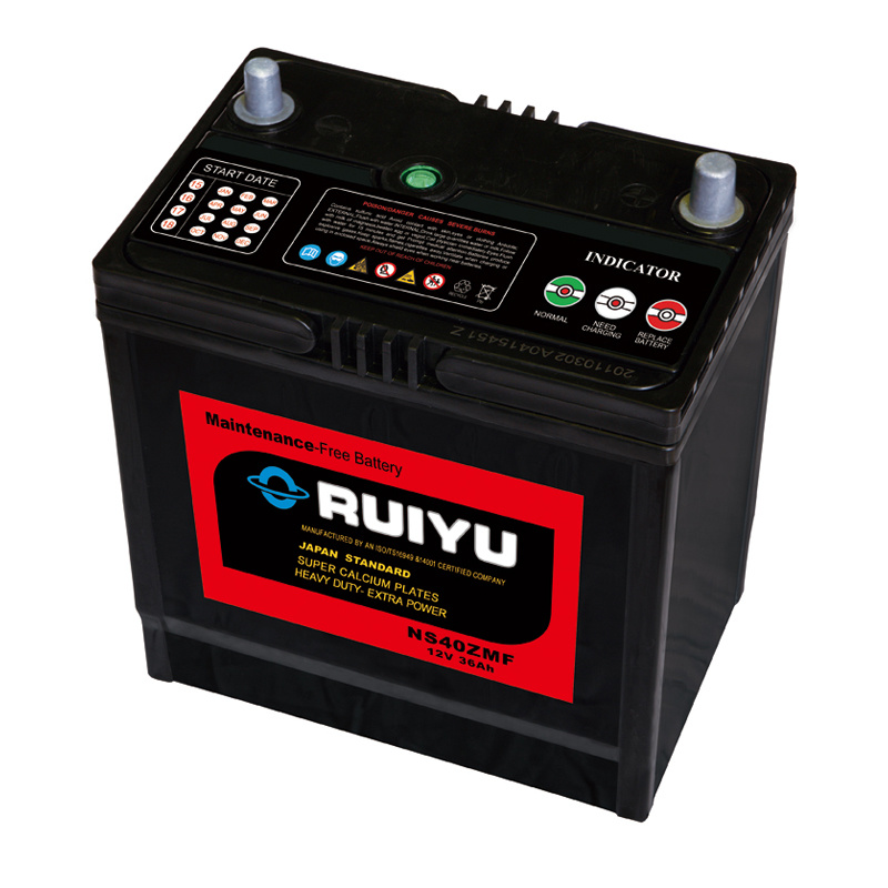 12V 32ah Auto Battery / Lead Acid Auto Battery