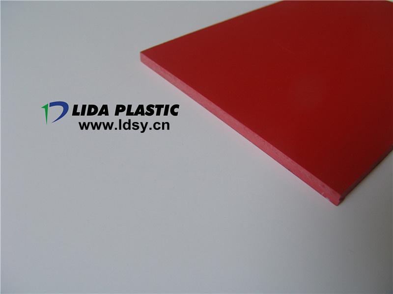 Thick PVC Sheet