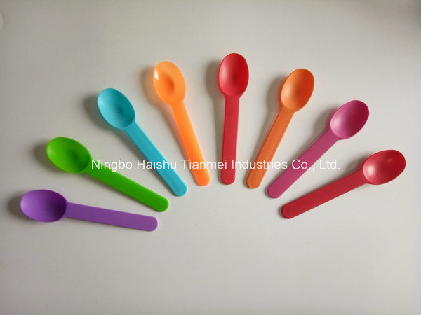 15cm Ice Cream Spoon, Frozen Yogurt Spoon for Sale