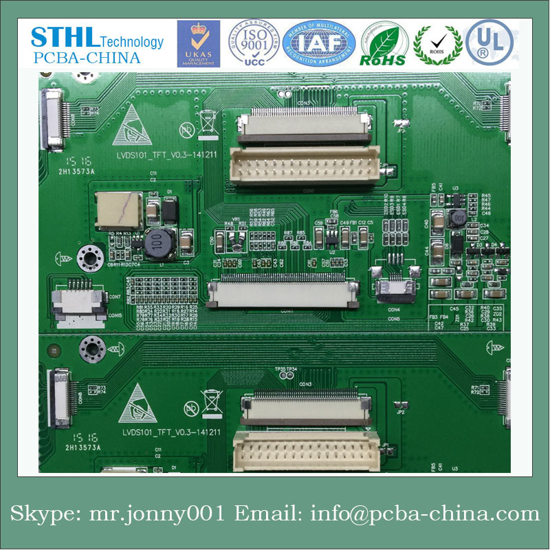 Famous LCD Module PCBA for Mobiles