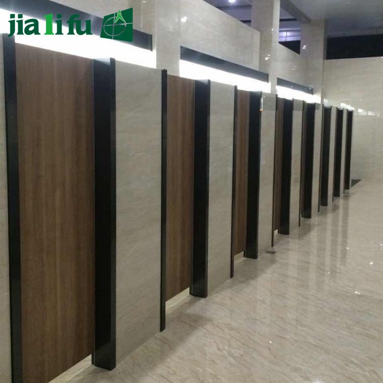 Erosion-Resistant HPL Compact Board Toilet Partition for Sale