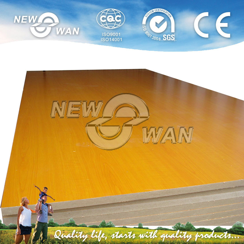 2.0-25mm Cheap Price Raw HDF MDF Board Manufacturer