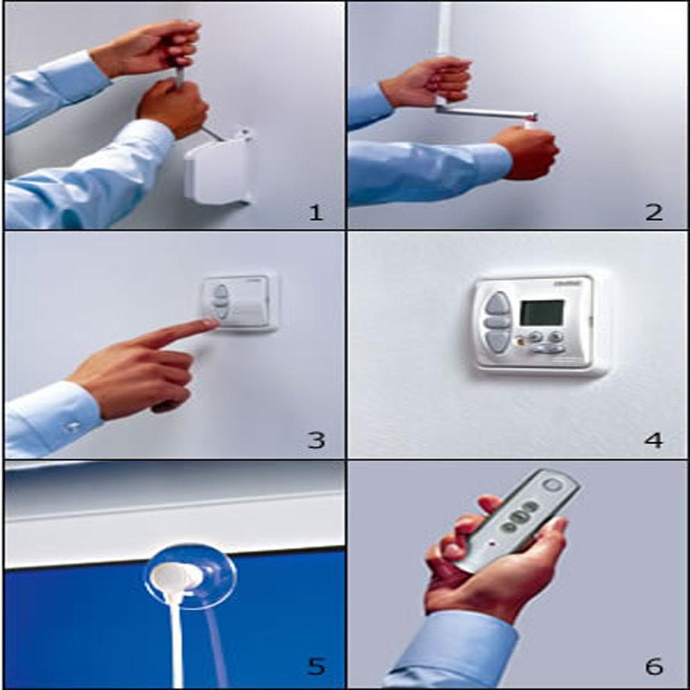 Aluminum Roller Door /Automatic Rolling Door/Rolling Shutter Door/Electrical Roller Shutter Door/Remote Control Roller Garage Door