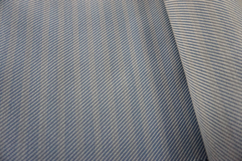 Two Colors Twiil for Suit Wool Fabric