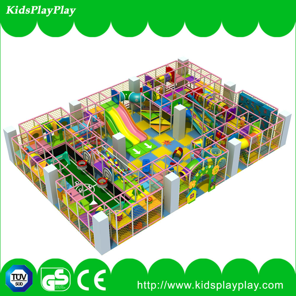 Best Sale Kids Equipment Soft Amusement Park Indoor Playground