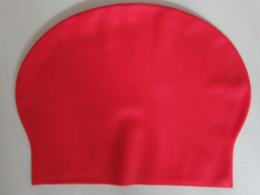 Cheapest Price Latex Swimming Cap for Adult and Kids