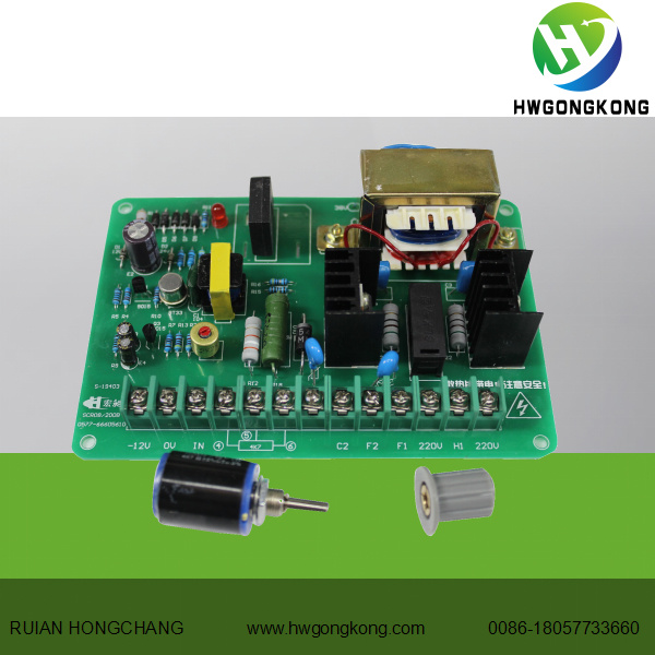 DC Speed Control Board for Bag Making Machine (power: 200W)