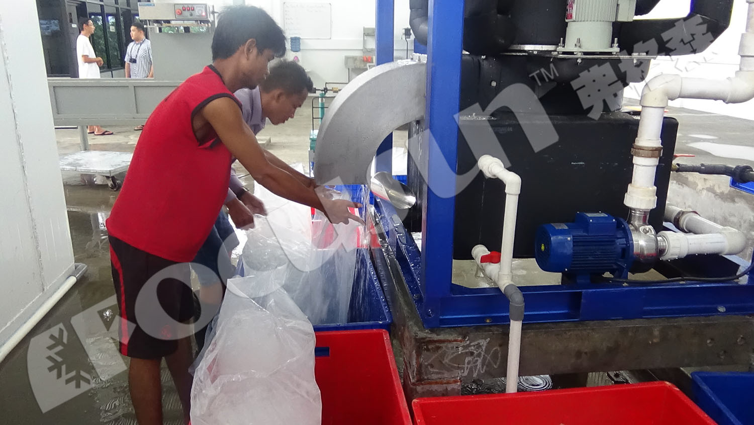 Focusun High Quality 15tpd Tube Ice Making Machine