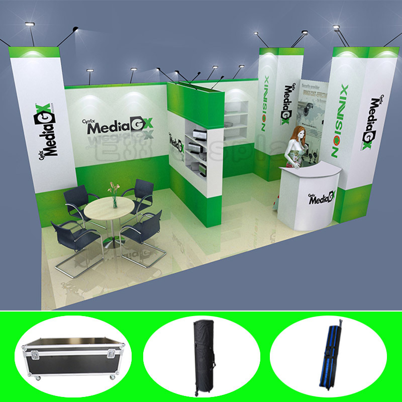 Creative Exhibition Booth Ideas : China creative custom portable modular trade show display