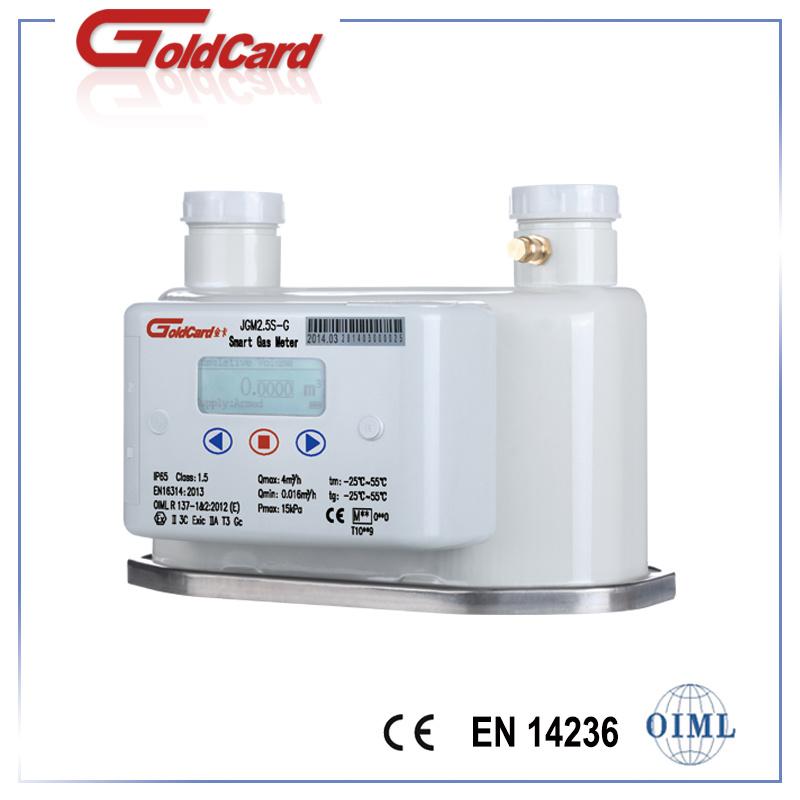 Prepayment Domestic Smart Thermal Gas Meter