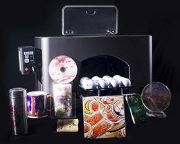 Candle Ceramic Glass Mug Slide Puzzle Printer (UN-3D-MN106E)