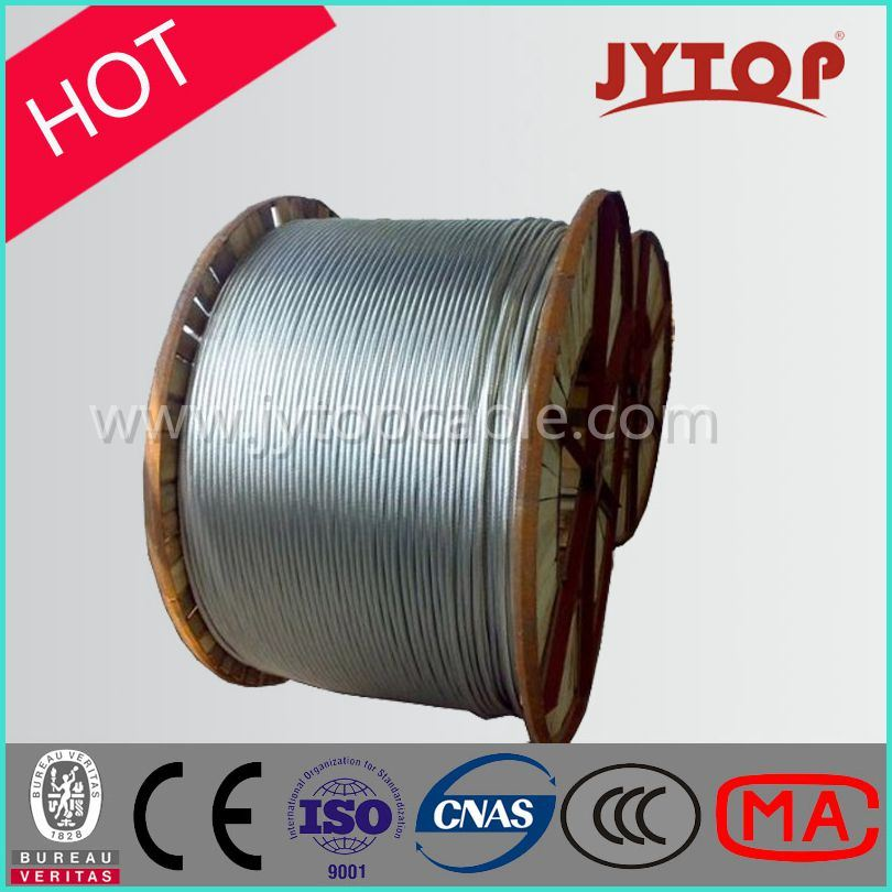 Cable AAAC Conductor 35mm Aluminum Alloy Bare Conductor Hazel 500 mm2