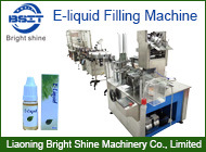 E Cigarette Oil E-Liquid Filling Machine with GMP Standard