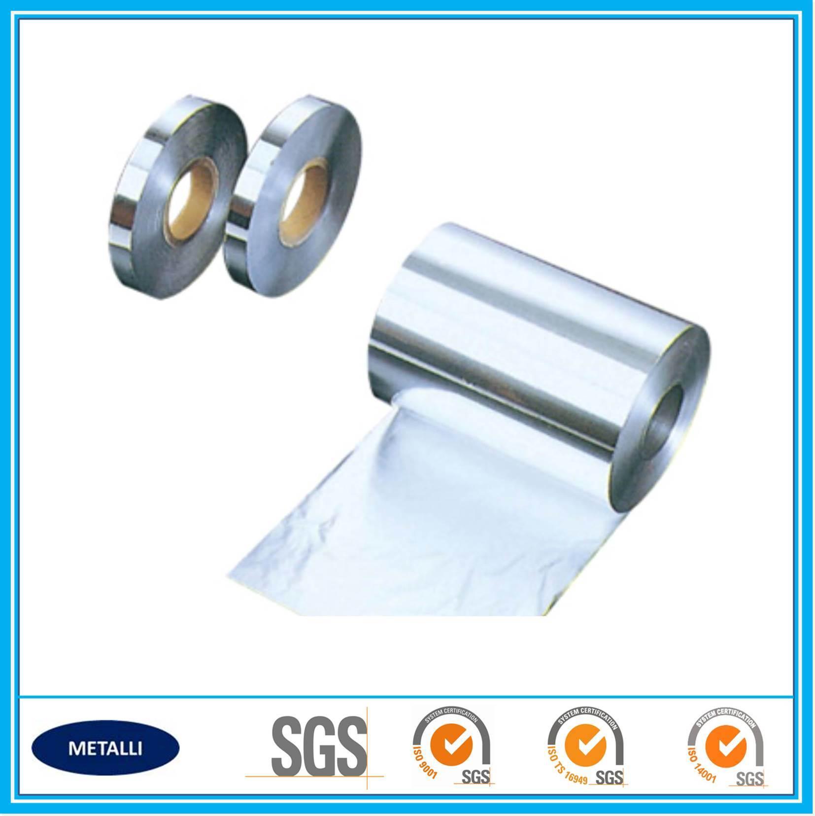 4343 & 3003 & 4343 Aluminum Cladding Coil
