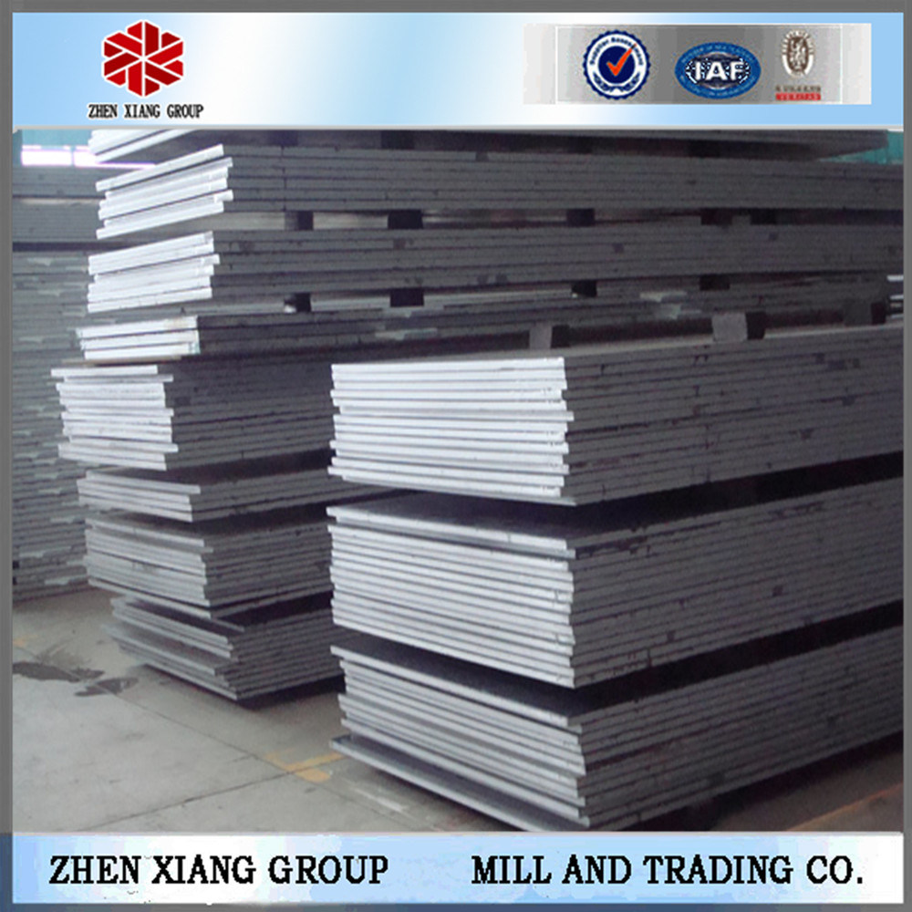 Hr Hot-Rolled Steel Plates and Sheets