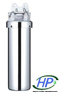 """10 Inch Ss Filter Housing for RO Water Purifier System (10"""")"""