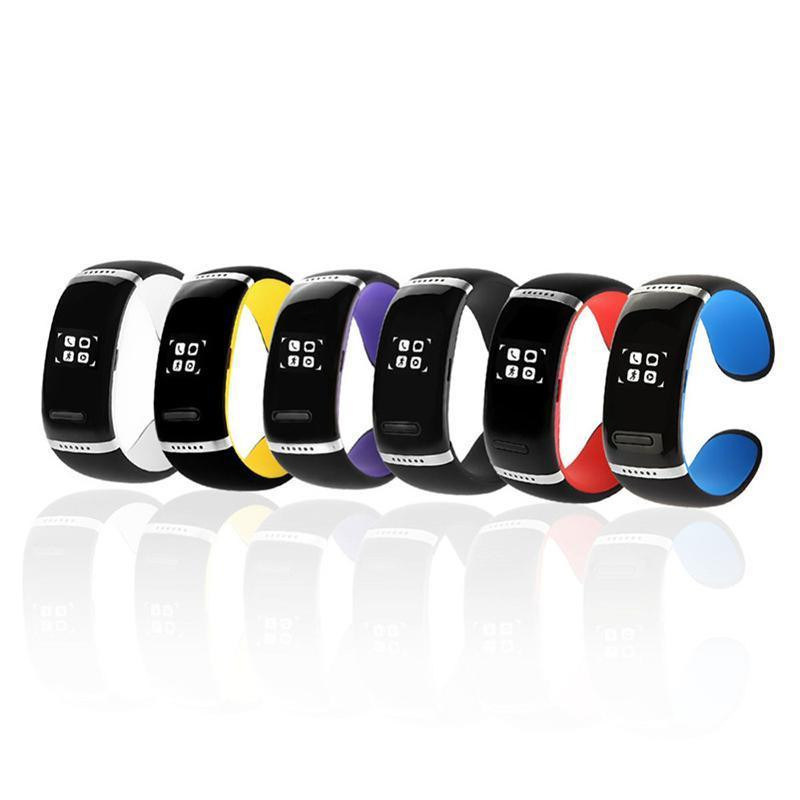 Gelbert L12s Bluetooth Smart Bracelet for Fitness