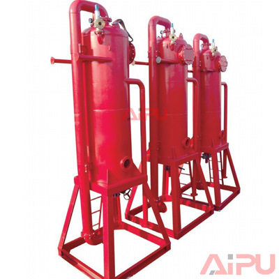 Liquid Gas Separator in Oil and Gas Drilling