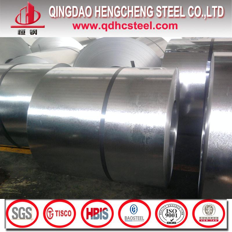 Dx51d Z90 Zinc Coated Gi Steel Coil