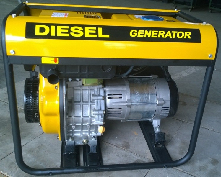 CE Certificate High Quality 5kw Diesel Generator (WH5500DG)