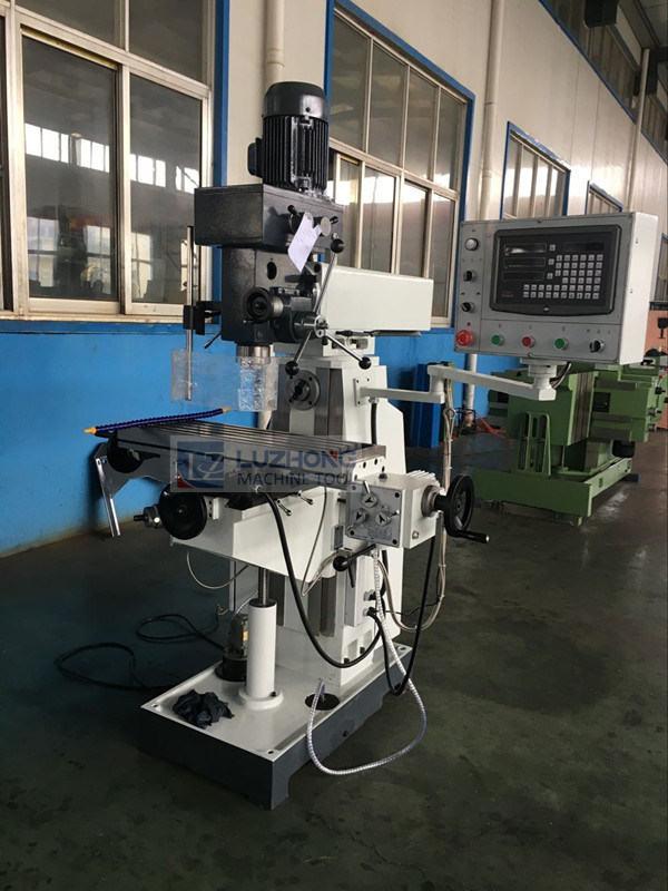 Universal Drilling Milling Machine (Milling and drilling machine ZX7550C ZX7550W ZX7550CW)