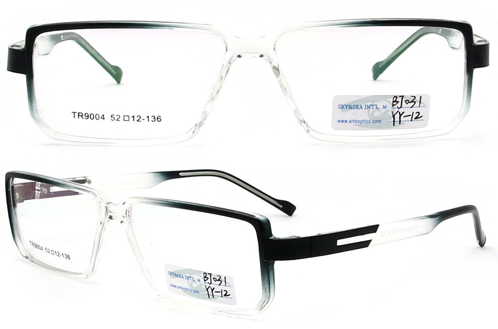 2012 styles eyeglasses tr90 optical glasses see