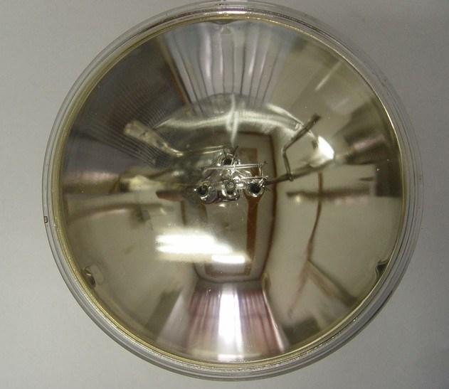 4559 PAR64 28V600W Halogen Aircraft Landing Lamp
