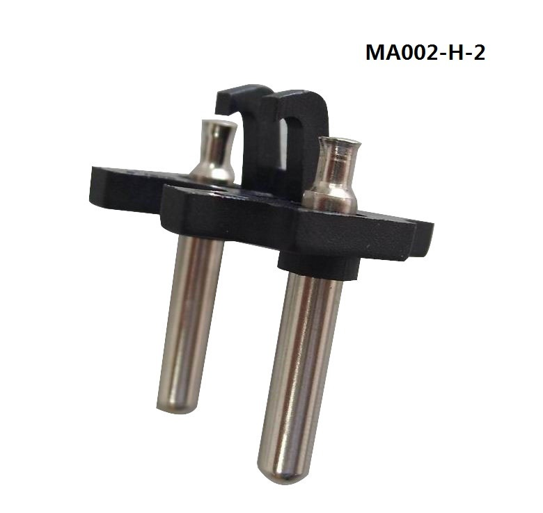 Holland Plug Insert with Hollow Pins (MA002-H-2)