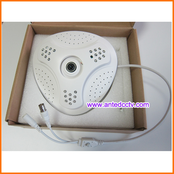 Fisheye Ahd Camera with 360 Degree Panoramic Angle View & 1.0MP 2.0MP 2.5MP