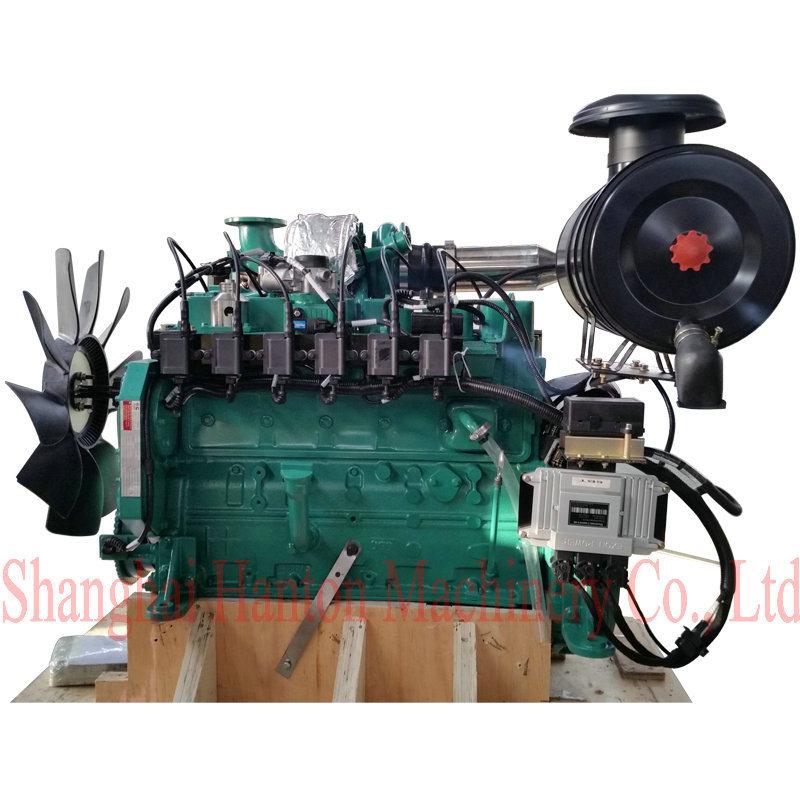 Cummins 6BT series generator CNG LPG Methane LNG gas engine