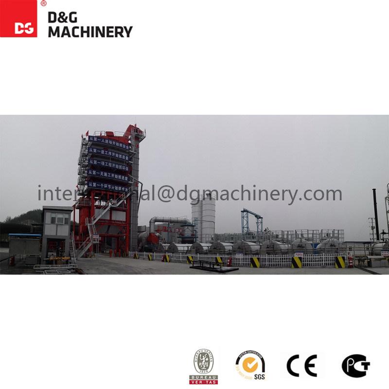 400 T/H Hot Mixed Asphalt Mixing Plant / Asphalt Plant for Sale