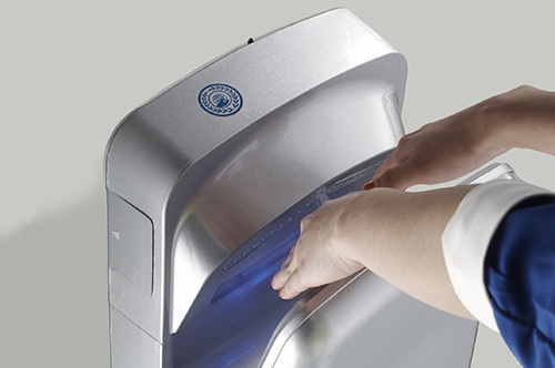 New Jet High Speed Hand Dryer