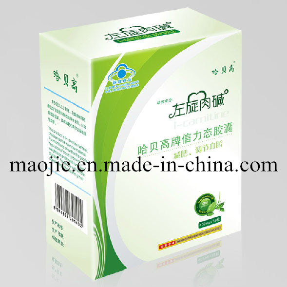 Hot Selling L-Carnitine Health Slimming Capsule (MJ-HBG9)