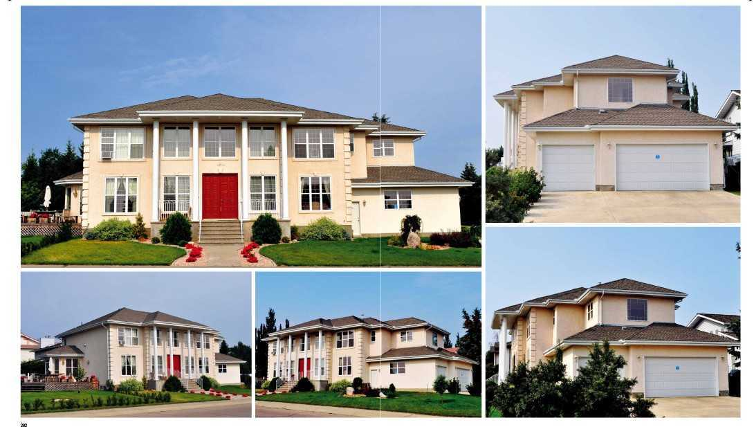 Cheap or Luxury Light Steel Structure Prefabricated Villa