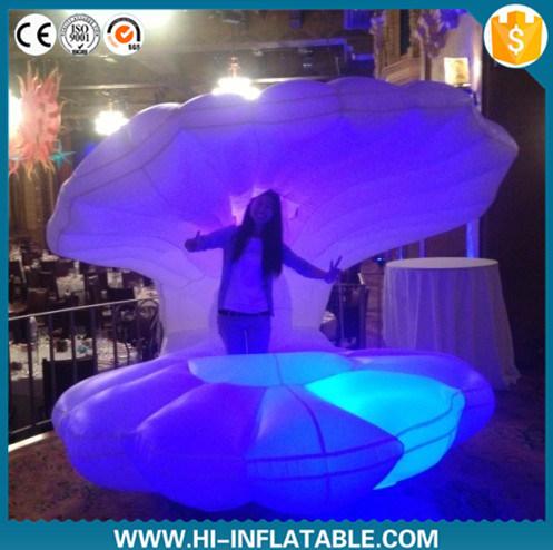 Romantic Wedding Decoration Inflatable Shell