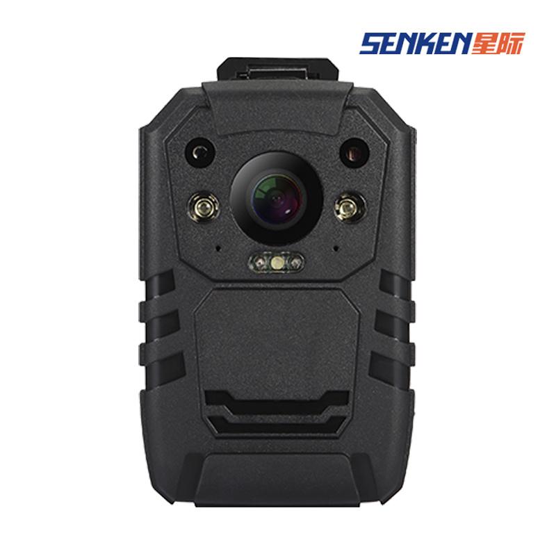 Signal Equipment Waterproof Police Body IP Camera with GPS