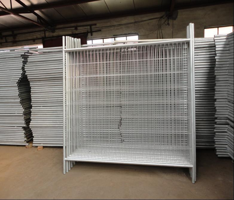 Temparory Fence Wire Mesh Fence Panel Australia Standard