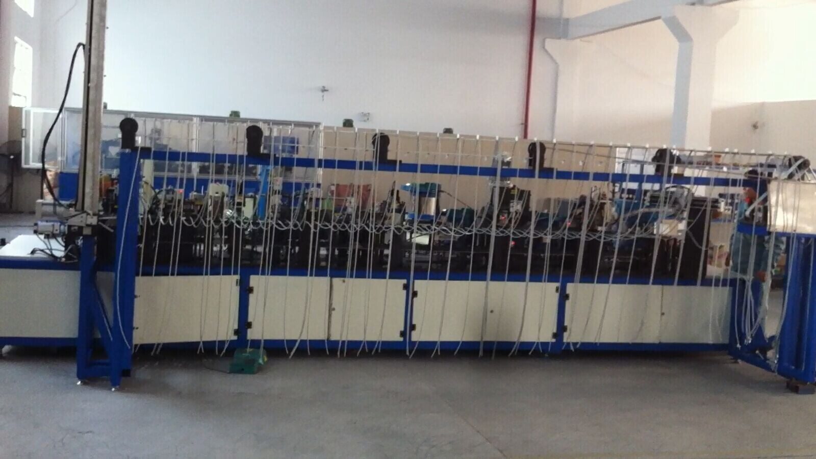 Full Automatic Power Cords Production Line